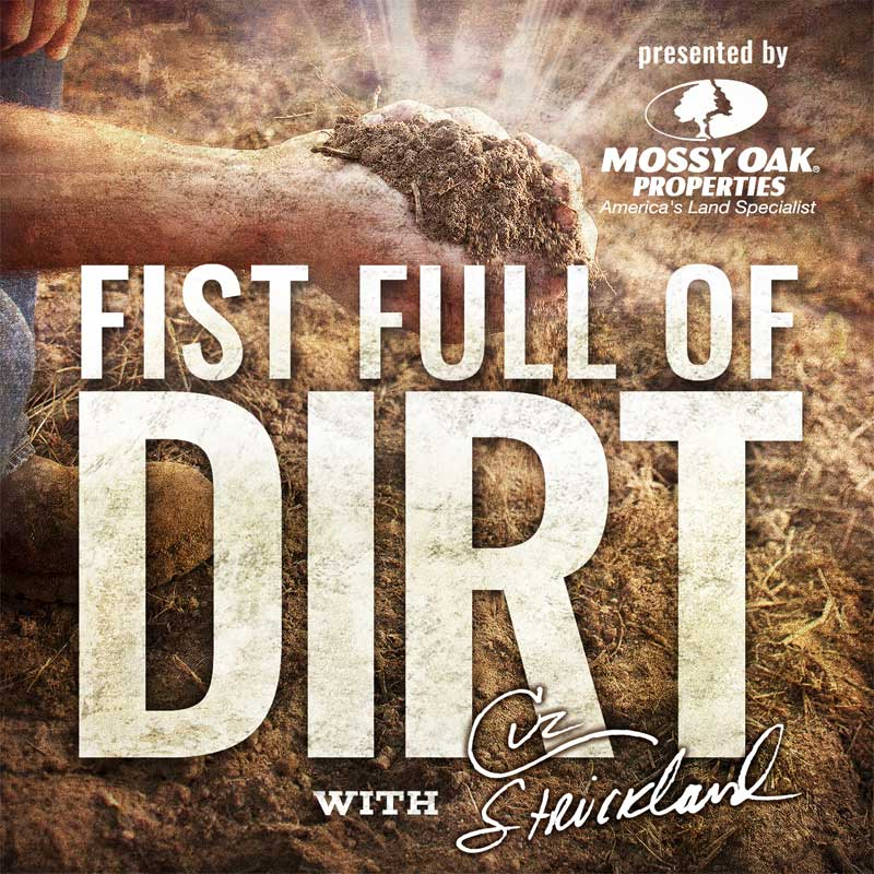 Cuz-Strickland_Fist-Full-of-Dirt-podcast-with-keith-mark